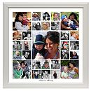 Mummy and Me Contemporary Personalised Photo Montage