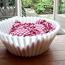 Oversized Cupcake Case Planter