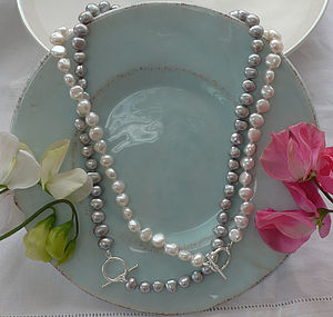 Freshwater Pearl Necklace - women's jewellery