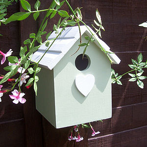 Hand Made Bird Box