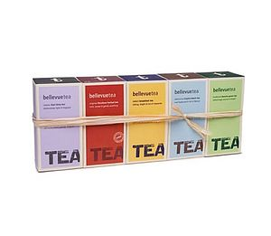 The Tea Collection - teas, coffees & infusions
