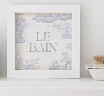 Bathroom picture - Le Bain