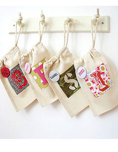 Child's Personalised Party Bag Set