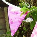 Strawberry bunting3