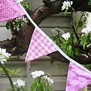 Strawberry bunting2