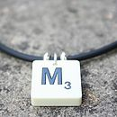 Word tile pendant highres