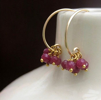 Berries Earring