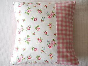 Rosebuds Cushion Cover