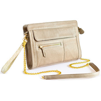 Caramel Last Call Cross Body Bag