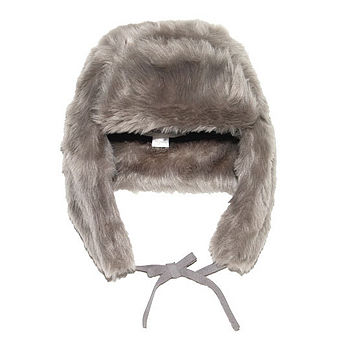 French Design Faux Fur Russian Style Hat