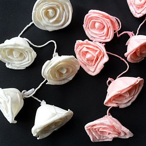 Sola Rose Garland - bunting & garlands