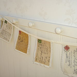 Postcard Bunting - shop by price
