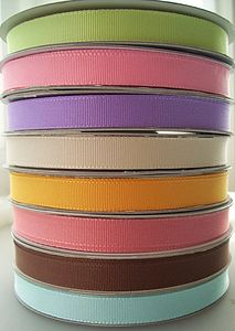 Large Spool Of Ribbon