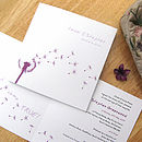 Made a Wish Wedding Stationery Collection