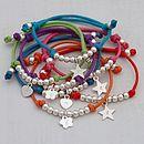 Childrens personalised friendship bracelet all bracelets