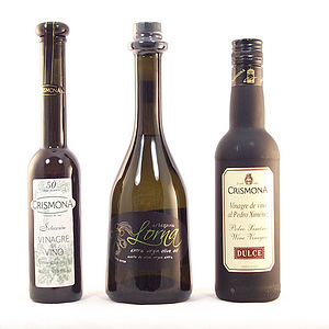 Cordoba Olive Oil And Vinegar Hamper - oils & dressings