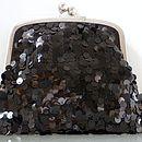 Strictly Sequins Clutch Bag