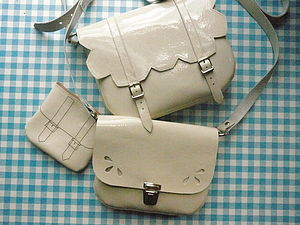 Mother & Daughter Bag Set Patent Leather - mother & child sets