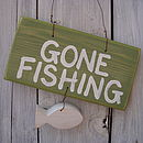 gone fishing_green wash