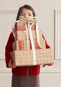 Christmas Gift Wrap Set - gift wrap sets