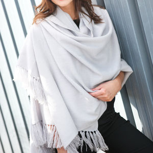 Cashmere Stoles & Wraps - new lines added