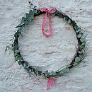 Eucalyptus wreath large