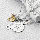 Family Tree Personalised Necklace