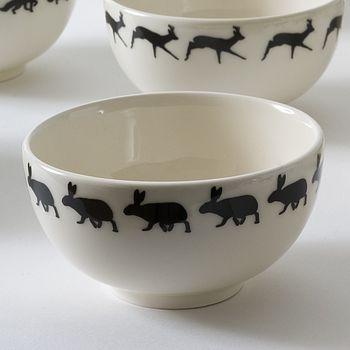 Rabbit Small Bowl