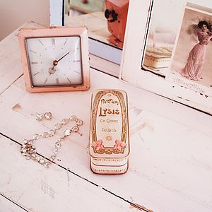 Antique French 'Lysis' Parfum Box for Jewellery