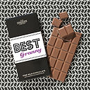 Personalised Best Granny/Gran Grandma/Nanny Chocolate bar