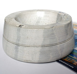 Recycled Brochure Bowl