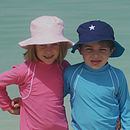 Child's Long Sleeved UV Top