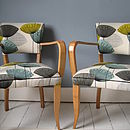 Previously sold - similar Bridge Chairs