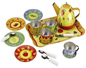Fruity Tea Set - play scenes & sets