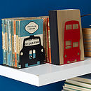 London Transport Bookend