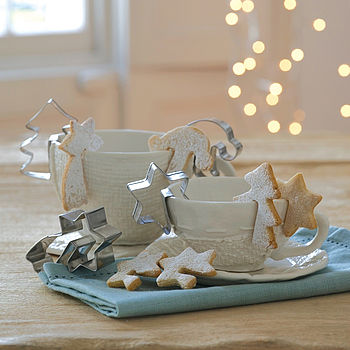 Cup Adorning Cookie Cutters