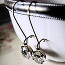 German glass earrings 4
