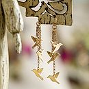 Birdie Earrings