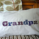 Grandpa pillowcase