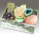 Crystal Gift Box Open