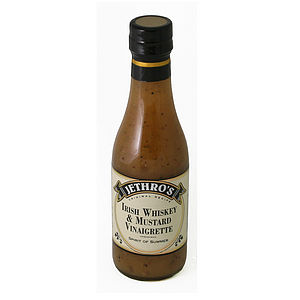 Irish Whiskey And Mustard Dressing
