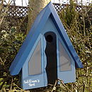 Lindleywood tent bird box (s) square