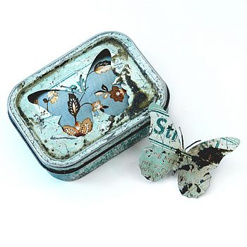 Cut Out Brooch:Butterfly