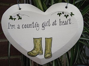 Wellies Heart