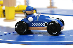 Junior Race Track - traditional toys & games