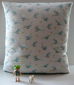 Organic Baby Bedding Cotton Pillow - cushions