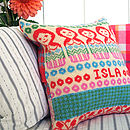 Dolly Mix Soft Isla Cushion