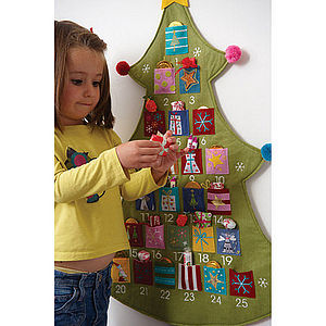 Advent tree - advent calendars & countdowns