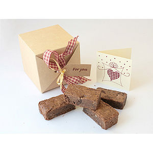 Organic brownies - brownies