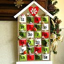 Handmade Felt Advent Calendar